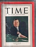 Time Magazine 1939 October 16 Keller of Chrysler