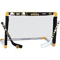 Franklin Sports NHL Boston Bruins Team Mini juego de hockey