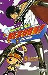 Reborn !, Tome 5 : Le petit prince débarque ! par Amano