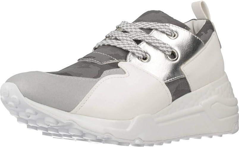 Viento fuerte aguja tugurio  Steve Madden Cliff Sneaker, Zapatillas para Mujer: Amazon.es ...