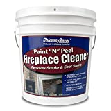 "ChimneySaver Paint ""N"" Peel Fireplace Cleaner-1 Gallon Review"