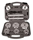 Lisle 59400 Pinion Bearing Race Driver Set