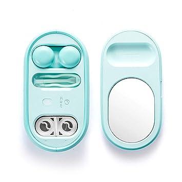 IVY Limpiador de Lentes de Contacto por ultrasonidos con Kit de ...
