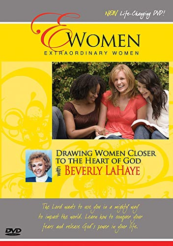 Extraordinary WomenDrawing Closer To The Heart Of God