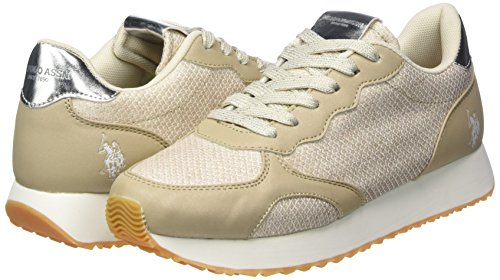 Baskets s Assn light Twila polo Beige U Femme Libe wqdIaq