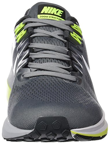 Scarpe 21 White anthracite Running Nike Uomo 007 Cool volt Multicolore Grey Structure Zoom Air PFnWnvTS
