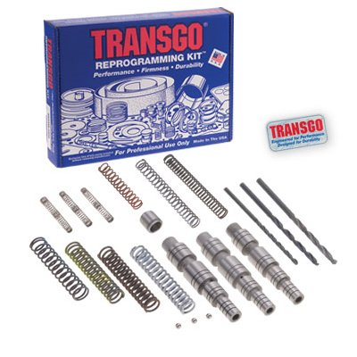 Transgo 5EATHD2 Reprogramming Kit 5EAT 05-07