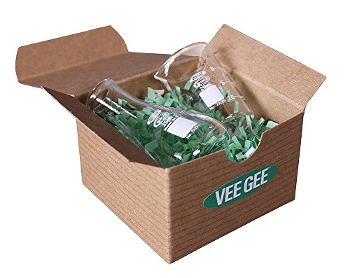 Vee Gee Scientific 202GK-001 Mini Glassware Kit, Clear