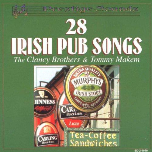 - 28 Irish Pub Songs