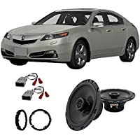 Fits Acura TL 2009-2014 Front Door Factory Replacement Speaker Harmony HA-R65 Speakers