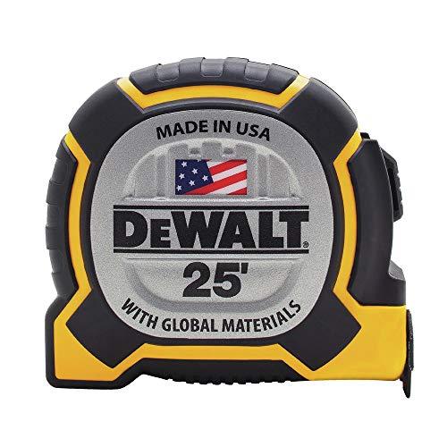 DeWalt DWHT36225S - Cinta métrica de 63,5 m