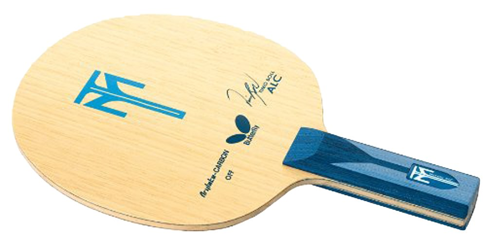 Butterfly Timo Boll Alc-ST Blade with Straight Handle