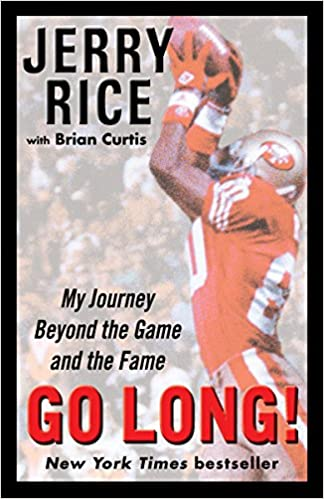 292a16269 My Journey Beyond the Game and the Fame (9780345496126): Jerry Rice, Brian  Curtis: Books