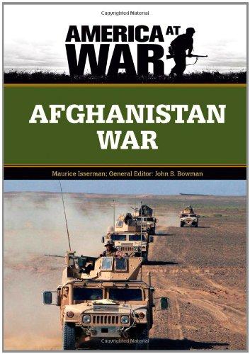 Afghanistan War (America at War (Chelsea House))