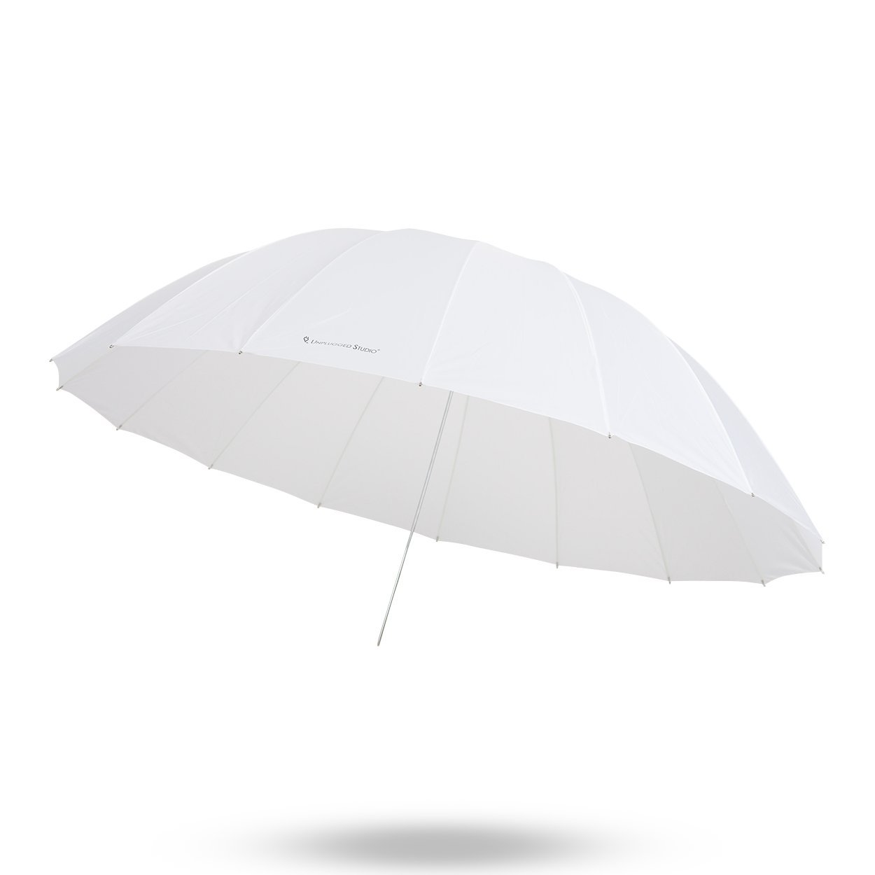 UNPLUGGED STUDIO 70inch Translucent Umbrella (16 Fiberglass Ribs) by UNPLUGGED STUDIO (Image #6)