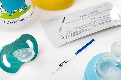 Home Health - 20 test de embarazo ultrasensibles (10mIU/ml)