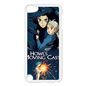 Engb Howl's Moving Castle iPod Touch 5 Case White