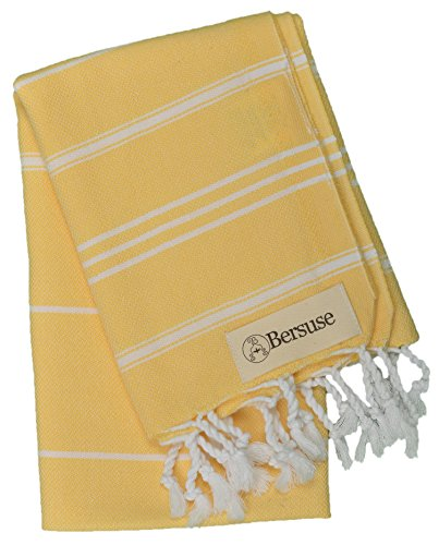 100% Cotton - Anatolia Hand Turkish Towel Pestemal
