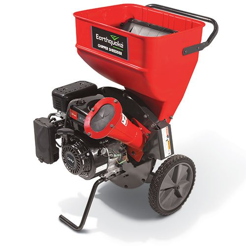 Check Out This Earthquake 14267 Chipper Shredder with 212cc 4-Cycle Viper Engine, 5 Year Warranty