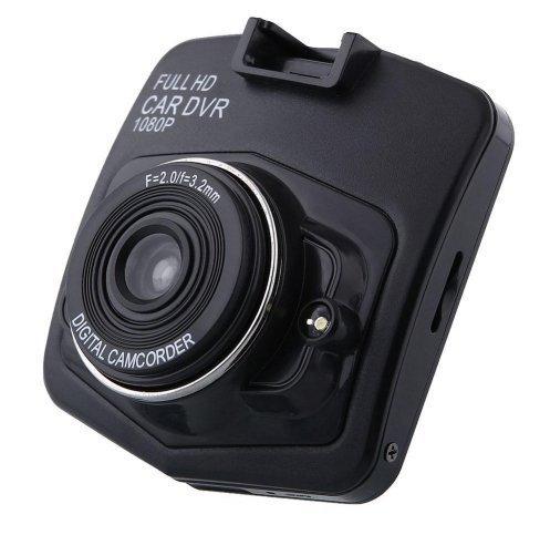 Black Novatek Mini Car DVR Camera GT300 Dashcam 1920x1080 Full HD 1080p Video Registrator Recorder G-sensor Night Vision Dash Cam [並行輸入品] B01N5LEM6J