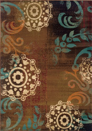 Oriental Weavers Emerson 2822A  Area Rug, 1'10 x 7'6