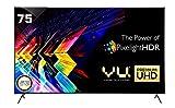 VU Technologies P LTD H75K700 190cms 75' 4K Ultra HD Smart LED TV
