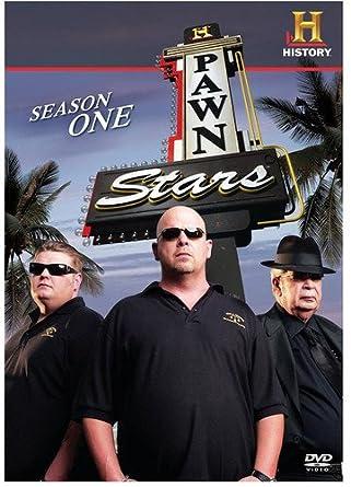 Amazoncom Pawn Stars Season 1 Corey Harrison Richard