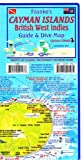 Frankos Map of The Cayman Islands