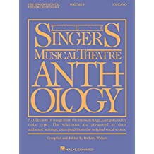 The Singer's Musical Theatre Anthology - Volume 5: Soprano Edition (Singers Musical Theater Anthology)