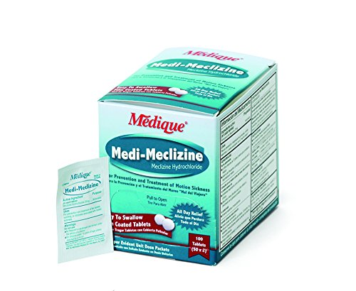 (Medique 47933 Medi-Meclizine, 100 Tablets)
