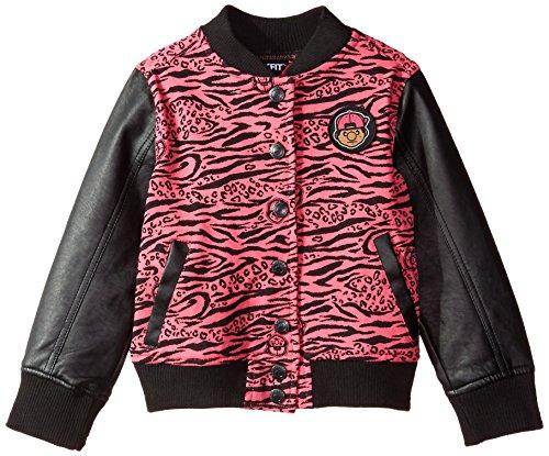 Zebra Print Jacket - 7