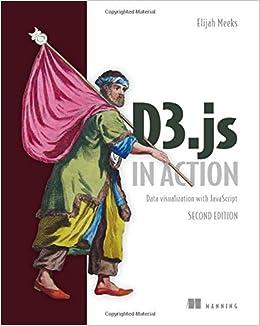 Descargar Epub Gratis D3.js In Action, 2e