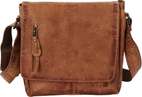 Bag Shoulder 26 Hamled Hamburg Cm Portobello Brown Leather w6CRv1tRq