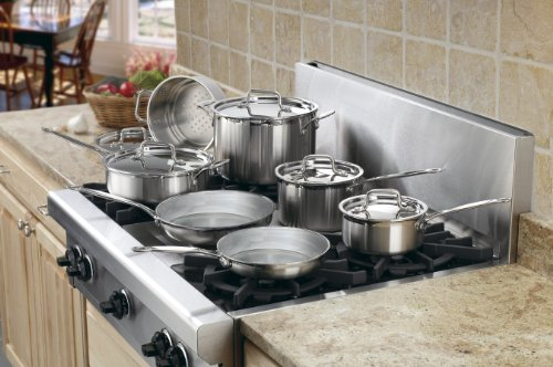 Cuisinart-MCP-12-MultiClad-Pro-Cookware-Set-12pc-Brushed-Stainless