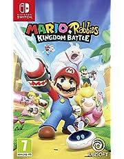 Mario + Rabbids Kingdom Battle Ben Switch