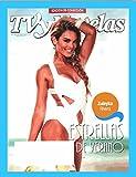 TV y Novelas Magazine Agosto August 2015 - Zuleyka Rivera Cover