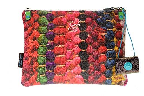Gabs Damen Beyonce Tg M-Pochette Studio Print Business Tasche, 1x21x28 cm Tappeto