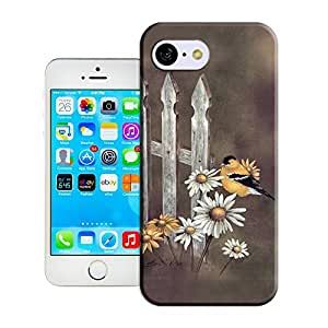 LarryToliver Customize Protective Case Birds Figure#2 Back Cover Case for iphone 5C
