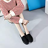 Women's Canvas Slip On Shoes Fashion Sneakers Flats