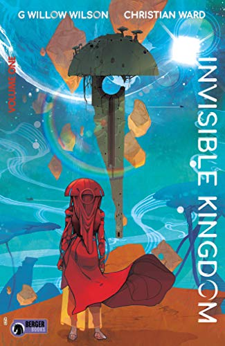 Pdf Graphic Novels Invisible Kingdom Volume 1