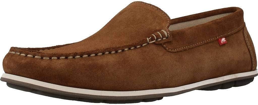Modell Chaussures Hommes F0424 Marron Farbe Marron Marke Fluchos Chaussures Hommes