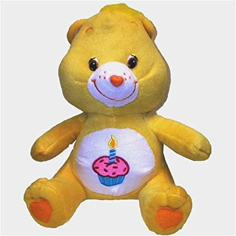 fdd826f59 Amazon.com: Care Bears 12 inch Plush Doll Birthday Bear: Toys & Games