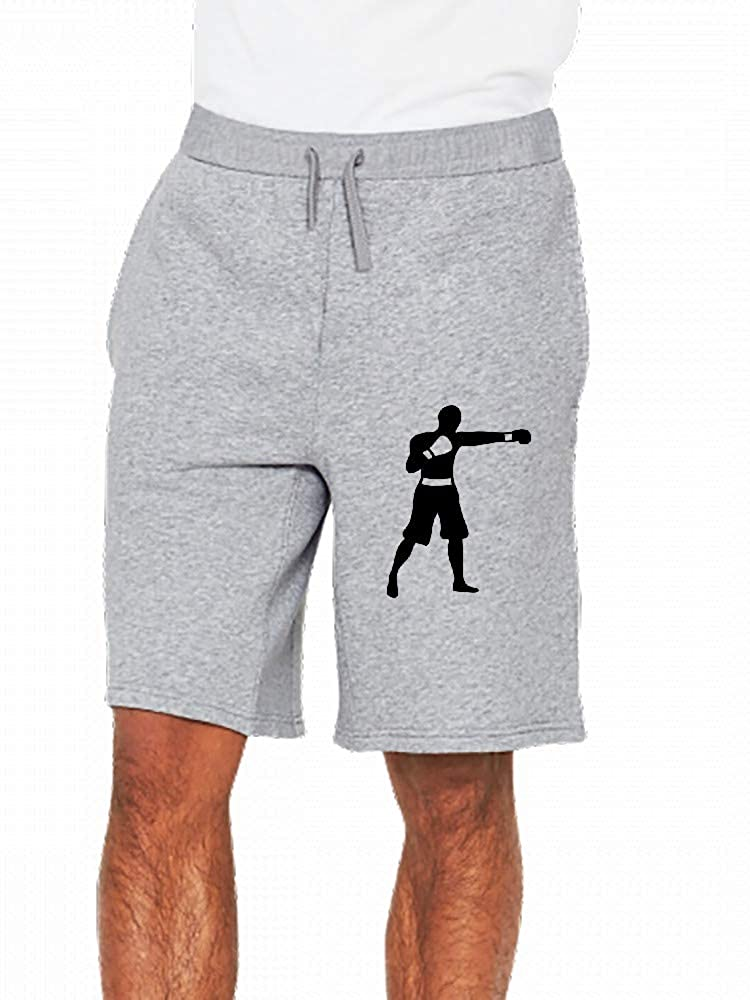 Boxer Silhouette Mens Casual Short Trouser