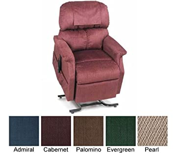 Golden Technologies Lift Chair Comforter Series Recliner PR-501M Medium Size 3 Position Rising Electric  sc 1 st  Amazon.com : golden recliner lift chair - islam-shia.org