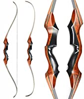 Toparchery Takedown Recurve Bow Archery ...