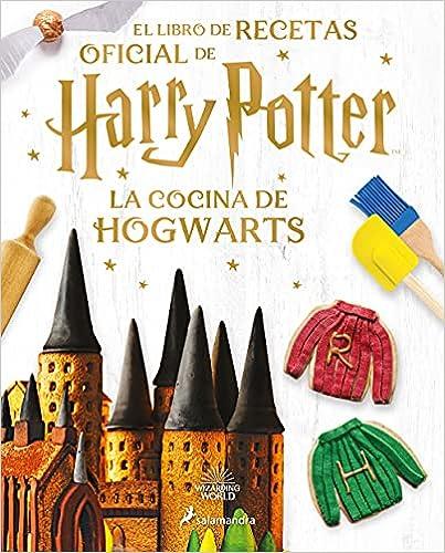 La cocina de Hogwarts de Joanna Farrow