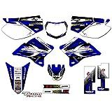 Team Racing Graphics kit for 2005-2019 Yamaha TTR 230, ANALOG Complete Kit