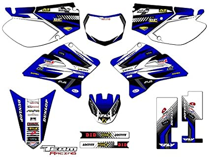 Amazoncom Team Racing Graphics Kit For 2005 2019 Yamaha Ttr 230