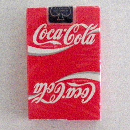 Coca-Cola Playing Cards- Plastic Coated