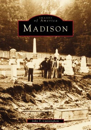 Madison  (NJ)  (Images of America)